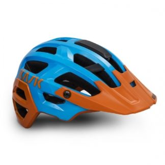 KASK Rex Light Blue/Orange