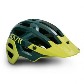 KASK Rex Teal/Lime