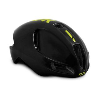 KASK Utopia Black/Fluo Yellow