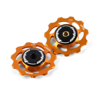 Hope 11 Tooth Jockey Wheels Orange
