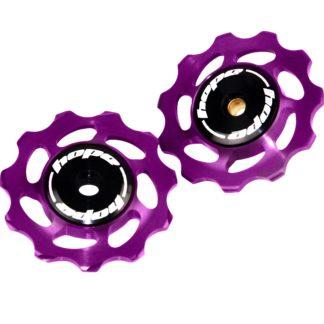 Hope 11 Tooth Jockey Wheels Purple