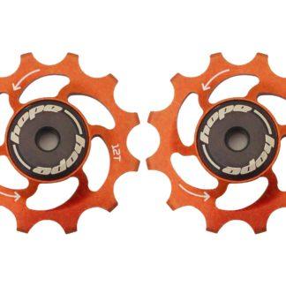 Hope 12 Tooth Jockey Wheels Orange