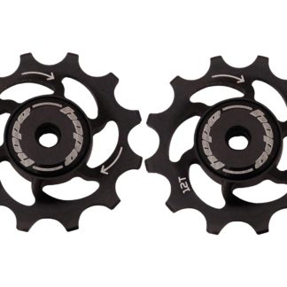 Hope 12 Tooth Jockey Wheels Black