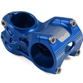 Hope AM Stem 20 deg 50mm OS 31.8 Blue