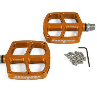 Hope Kids F12 Pedals Orange