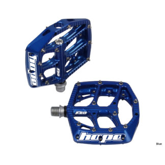 Hope F20 Pedals Blue