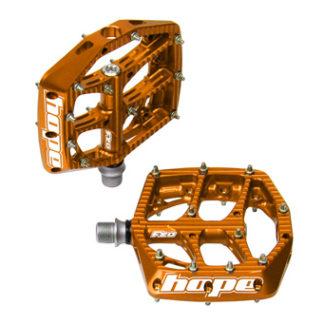 Hope F20 Pedals Orange