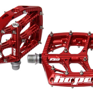 Hope F20 Pedals Red