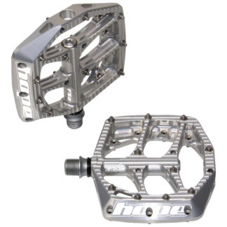 Hope F20 Pedals Silver