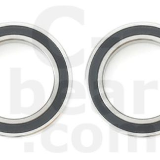 C-Bear BB30 Ceramic bearing set Road seals.