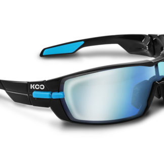 Koo Open Black/Blue Blue Sky Lenses