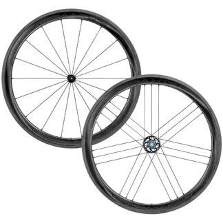 Campagnolo Bora WTO 45 Disc Dark Label Wheelset Shimano