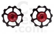 C-Bear Carbon Ceramic Jockey wheels