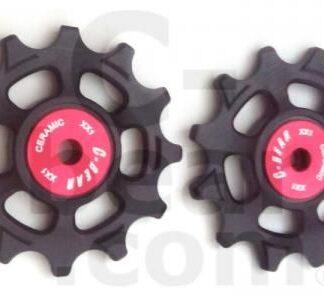C-Bear Delrin Thermoplastic jockey Ceramic bearing pulley XX1