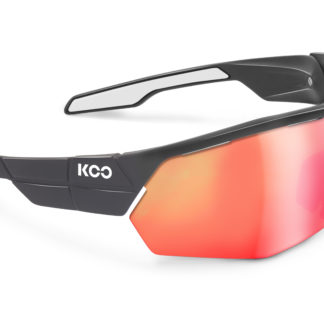 Koo Open Cube Anthracite Matt/White Red Mirror Lenses
