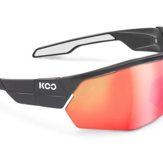 Koo Open Cube Anthracite Matt/White Red Mirror Lenses