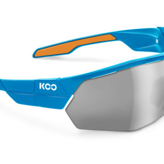 Koo Open Cube Light Blue/Orange Ultra White Lenses