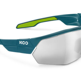 Koo Open Cube Pine Green/Lime Ultra White Lenses
