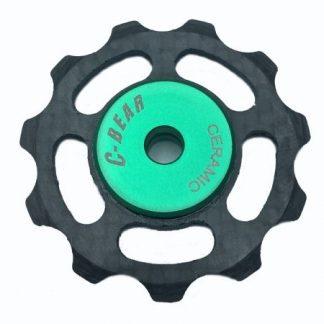 C-Bear Carbon Ceramic Jockey wheels