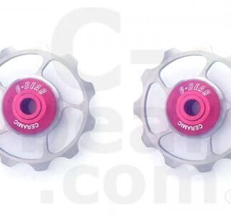 C-Bear Titanium Pulley Ceramic Jockey wheels
