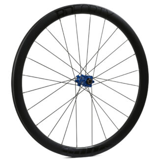 Hope RD40 Carbon CL Front Wheel Blue