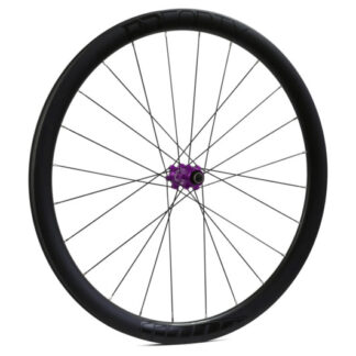 Hope RD40 Carbon CL Front Wheel Purple
