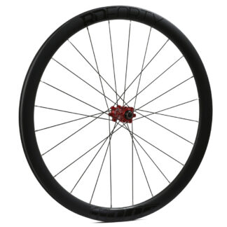 Hope RD40 Carbon CL Front Wheel Red