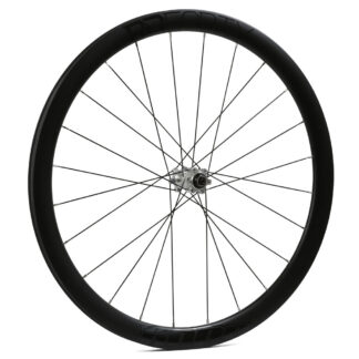 Hope RD40 Carbon CL Front Wheel Silver