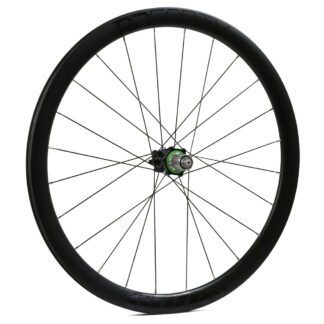 Hope RD40 Carbon CL Rear Wheel Black Campag
