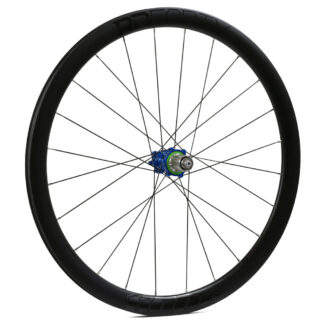 Hope RD40 Carbon 6B Rear Wheel Blue Campag