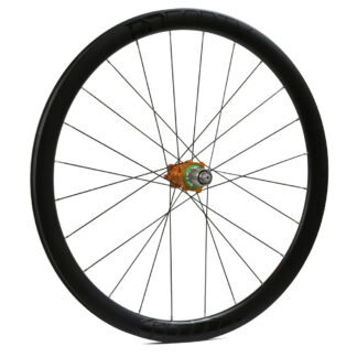 Hope RD40 Carbon 6B Rear Wheel Orange Campag
