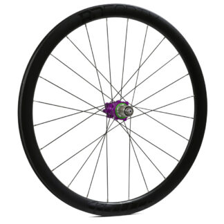 Hope RD40 Carbon 6B Rear Wheel Purple Campag