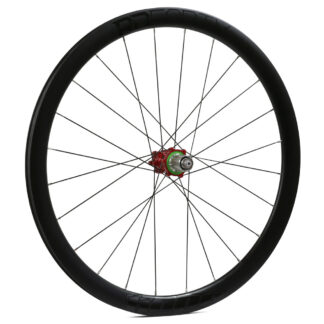 Hope RD40 Carbon 6B Rear Wheel Red Campag