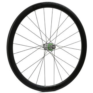 Hope RD40 Carbon 6B Rear Wheel Silver Campag