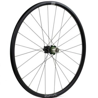 Hope 20Five Rear Wheel Straight Pull 6 Bolt Black Campag