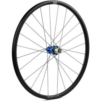 Hope 20Five Rear Wheel Straight Pull 6 Bolt Blue Shimano
