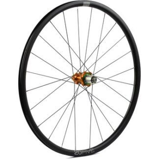 Hope 20Five Rear Wheel Straight Pull 6 Bolt Orange Campag