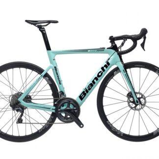 Bianchi Aria E-Road Ultegra 2020 CK16 Glossy