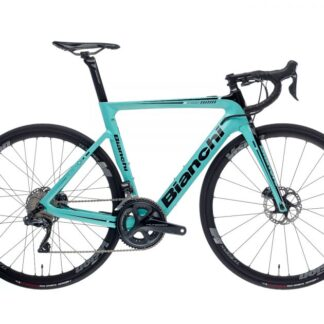 Bianchi Aria E-Road Ultegra Di2 2020 CK16 Glossy