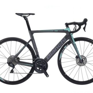 Bianchi Aria Disc Ultegra 2020 Black/CK16/Dark Grey Matt