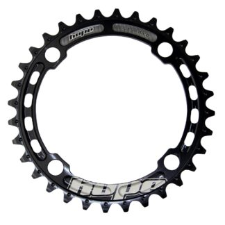 Hope DH Chainring 104mm BLACK