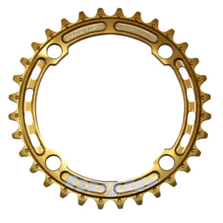Hope DH Chainring 104mm GOLD