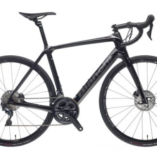 Bianchi Infinito CV Disc Ultegra 2020 Black/Graphite Glossy
