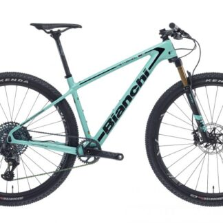 Bianchi Methanol CV RS 9.1 XX1 Eagle AXS 2020 CK16/Black Glossy