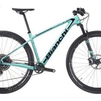 Bianchi Methanol CV RS 9.3 X01 Eagle 2020 CK16/Black Glossy