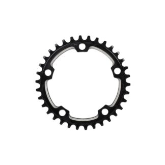 Hope Retainer Ring 110BCD 5 Bolt Black
