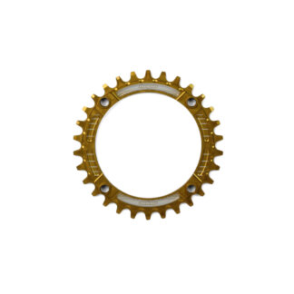 Hope Retainer Ring 104BCD GOLD