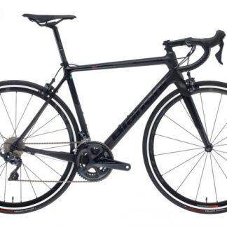 Bianchi Specialissima CV Frame 2020 Black Glossy/Black Matt