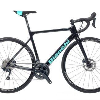 Bianchi Sprint Disc Ultegra 2020 Black/CK16 Glossy