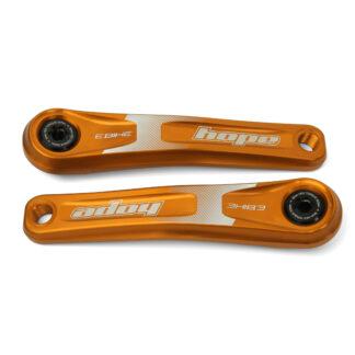 Hope E-Bike Crankset Orange